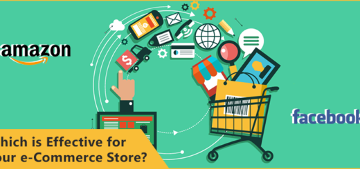 Facebook or Amazon - Which is Effective for Your e-Commerce Store?