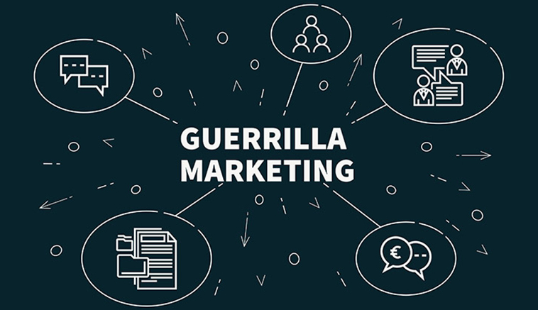 This is why we say that Guerrilla Marketing is the best way to promote your small business